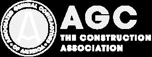 agc logo white