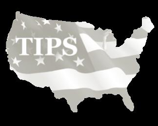 tips white